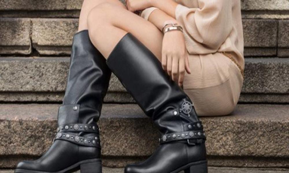 Модная обувь женская осеньзима