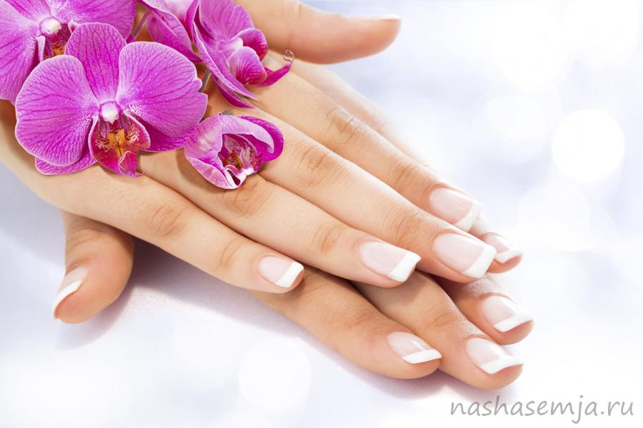 Восстановление ногтей в домашнихусловиях