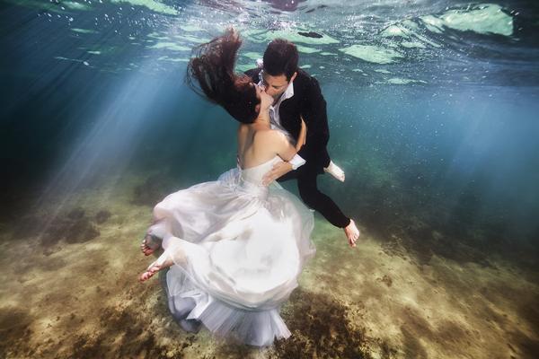 svad'ba pod vodoj