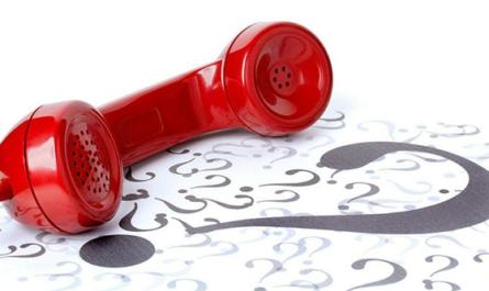 Trubka telefona