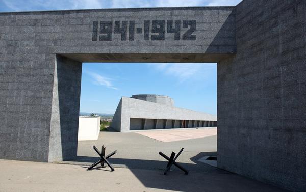 Vhod v Batareju 35