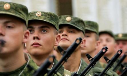 Soldaty srochnoj sluzhby