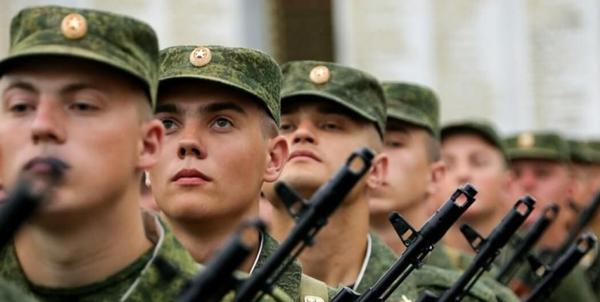 Армия ДНР и ЛНР. Призыв в армиюДНР